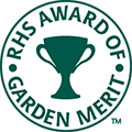 Award of garden merit logo